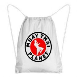 Рюкзак-мішок Muay Thai Planet