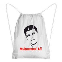 Рюкзак-мешок Muhammad Ali
