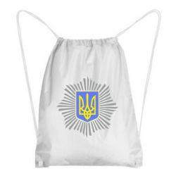 Рюкзак-мешок МВС України - FatLine