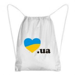 Рюкзак-мешок Народився в Україні - FatLine