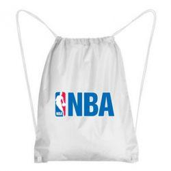 Рюкзак-мешок NBA Logo