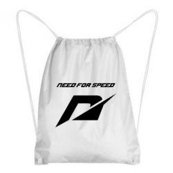 Рюкзак-мешок Need For Speed Logo