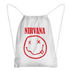 Рюкзак-мішок Nirvana (Нірвана) - FatLine