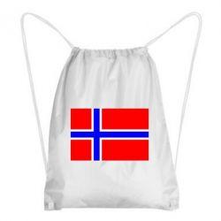 Рюкзак-мешок Норвегия - FatLine