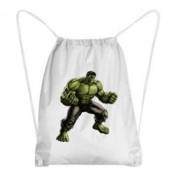 Рюкзак-мешок Очень злой Халк