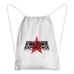 Рюкзак-мешок Pablo Escobar - FatLine