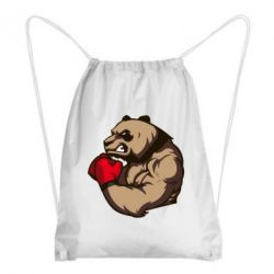 Рюкзак-мешок Panda Boxing - FatLine