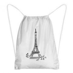 Рюкзак-мешок Paris