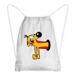 Рюкзак-мешок Пес - FatLine