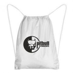 Рюкзак-мешок Питбуль Синдикат - FatLine
