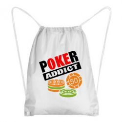 Рюкзак-мешок Poker Addict - FatLine