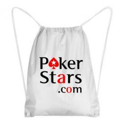 Рюкзак-мешок Poker Stars - FatLine