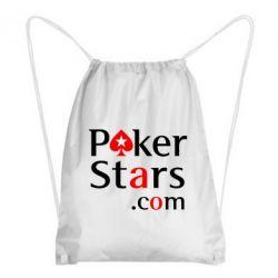 Рюкзак-мешок Poker Stars