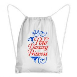 Рюкзак-мешок Pole Dancing Princess