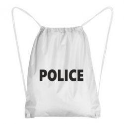 Рюкзак-мешок POLICE - FatLine