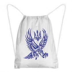 Рюкзак-мешок Птах та герб - FatLine