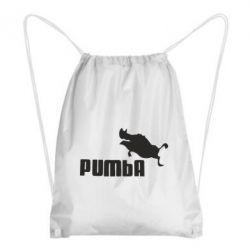 Рюкзак-мішок Pumba