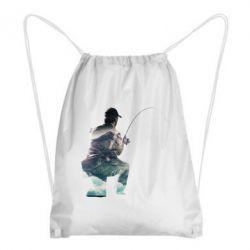 Рюкзак-мешок Рабак на колене - FatLine