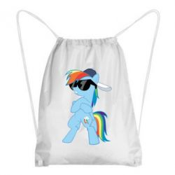 Рюкзак-мішок Rainbow Dash Cool - FatLine