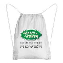 Рюкзак-мешок Range Rover Logo Metalic - FatLine