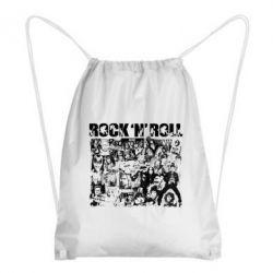 Рюкзак-мешок ROCK N ROLL
