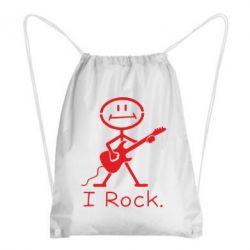 Рюкзак-мішок З гітарою - FatLine