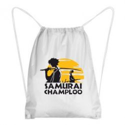 Рюкзак-мешок Samurai Champloo - FatLine
