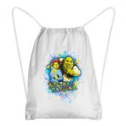 Рюкзак-мешок Ш&Ф Улетная парочка