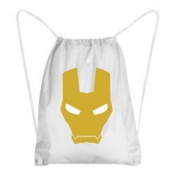 Рюкзак-мешок Шлем Железного Человека - FatLine