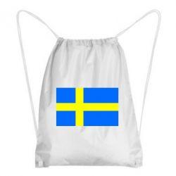 Рюкзак-мешок Швеция - FatLine