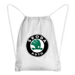 Рюкзак-мешок Skoda Auto - FatLine