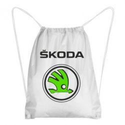 Рюкзак-мешок Skoda Bird