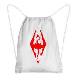 Рюкзак-мешок Skyrim - FatLine