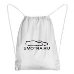 Рюкзак-мешок Smotra.ru - FatLine