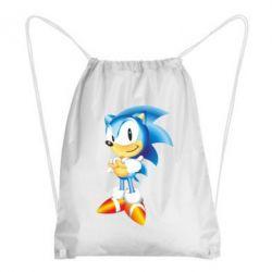 Рюкзак-мешок Sonic - FatLine