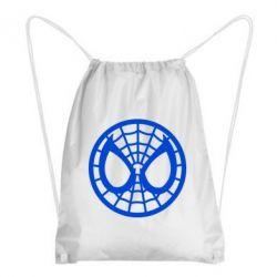 Рюкзак-мешок Спайдермен лого - FatLine