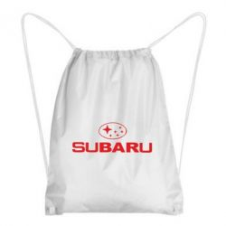 Рюкзак-мешок Subaru - FatLine
