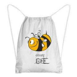 Рюкзак-мешок Сумасшедшая пчелка - FatLine