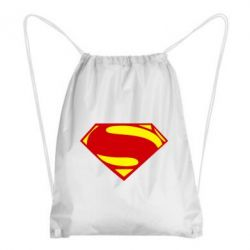 Рюкзак-мешок Superman Человек из стали - FatLine