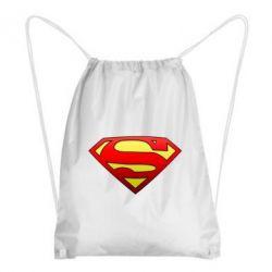 Рюкзак-мешок Superman Logo - FatLine