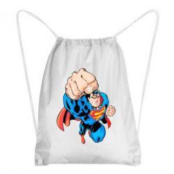 Рюкзак-мешок Супермен Комикс - FatLine