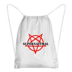 Рюкзак-мешок Supernatural