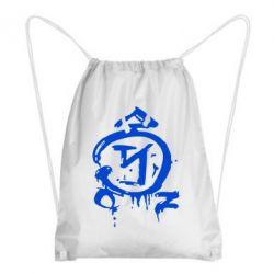 Рюкзак-мешок Сверхъестественное логотип - FatLine