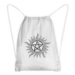 Рюкзак-мешок Сверхъестественное Star - FatLine