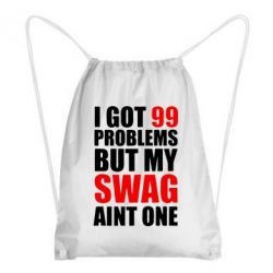 Рюкзак-мешок Swag 99 problem - FatLine