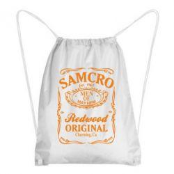 Рюкзак-мешок Сыны Анархии Samcro