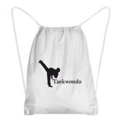Рюкзак-мешок Taekwondo - FatLine