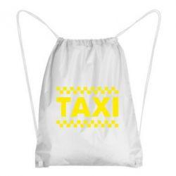Рюкзак-мешок TAXI - FatLine