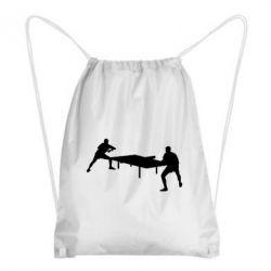 Рюкзак-мешок Теннисный стол - FatLine
