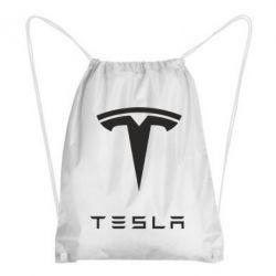 Рюкзак-мешок Tesla Logo - FatLine